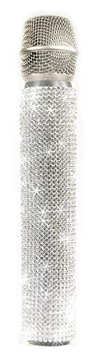 Crystal Microphone Sleeves by MicFx. Fits Shure style wireless mics -