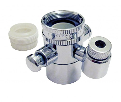 Kwik Sip Brass In Home Faucet Attachment Water Fountain - Faucet Attachment