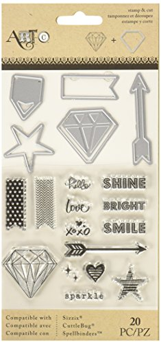 Momenta Stamp & Die-Cut Set -