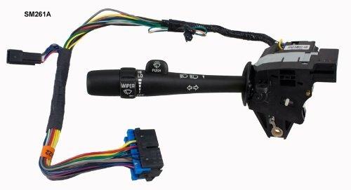 02 impala headlight switch - 8