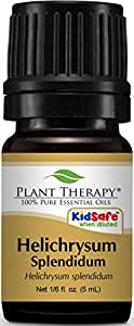 Plant Therapy Helichrysum Splendidum Essential Oil. 100% Pure, Undiluted, Therapeutic Grade. 5 mL (1/6 Ounce).