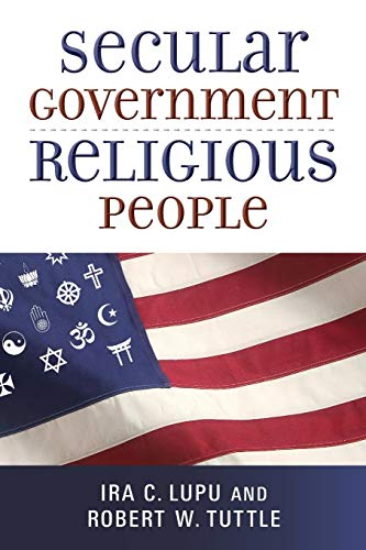 Image of Secular Government, Religious People (Emory University Studies in Law and Religion)
