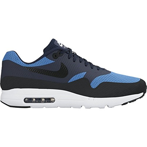 Nike Men's Air Max 1 Ultra Essential, Star Blue/Black-Obsidian-White, 10.5 M US