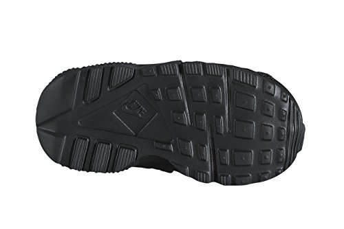 Primeros td De Bebés Negro Nike Zapatos Black Pasos Para black black Run Huarache wHnxqxZEX