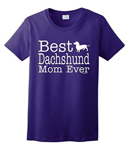Lover Gift Dachshund Ladies T Shirt