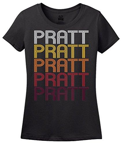 Pratt, KS | Retro, Vintage Style Kansas Pride T-shirt