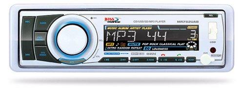 Boss Marine Radio MR 752U Radio/CD/MP3