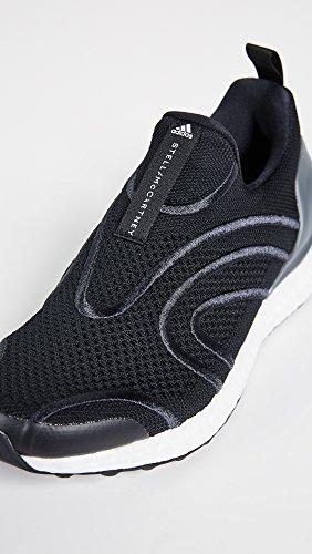 Adidas Door Stella Mccartney Vrouwen Ultraboost Uncaged Sneakers Zwart / Metallic / Eierschaal Grijs
