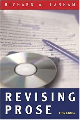 longman guide to revising prose a quick and easy method for turning good writing into great writing