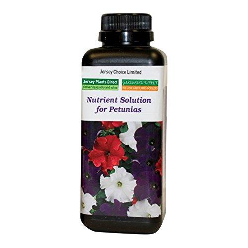 JPD Plants Petunia Fertiliser 300ml Jersey Plants Direct
