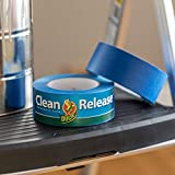 Duck Clean Release Blue Painter's Tape, 2-Inch