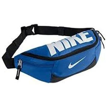 837a951443 Nike BA4601-041 Sac Banane Team Training Noir/Bleu Roi/Blanc Taille Unique