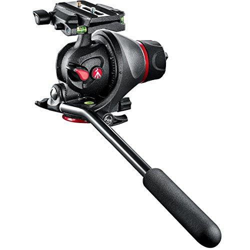 Manfrotto MH055M8-Q5 055 MAG Photo-Movie Head with Q5 Quick