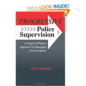 Progressive Police Supervision Jody Kasper
