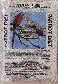 ABBA AB1500 1500 Parrot Mix 50 lbs Bag ()