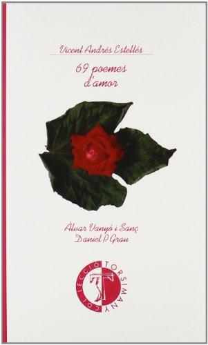 69 Poemes Damor Torsimany Libro Vicent Andrés Estellés