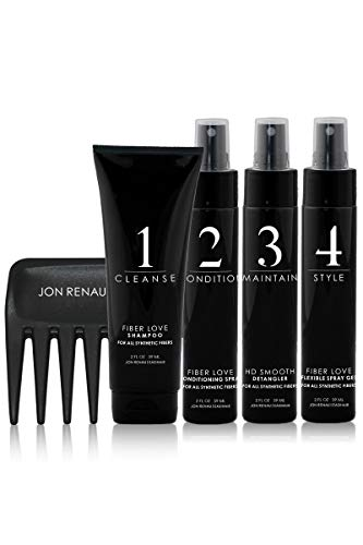Jon Renau Synthetic Hair Travel -