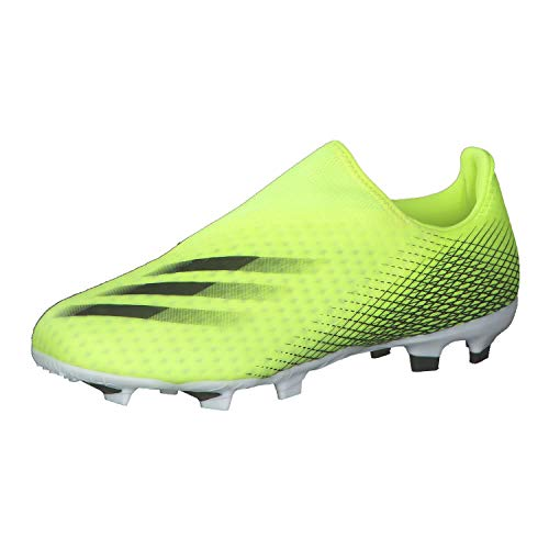 Adidas Mens X Ghosted.3 Ll Fg Football Shoe