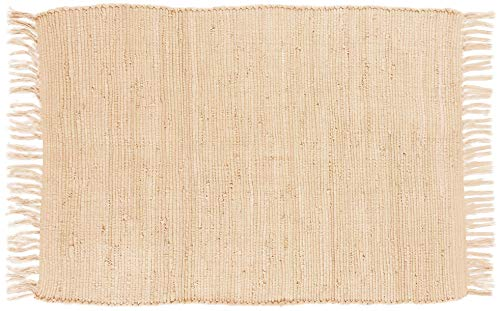 Park B. Smith 27'' x 45'' Agra Accent Rug 27'' X 45'' Linen