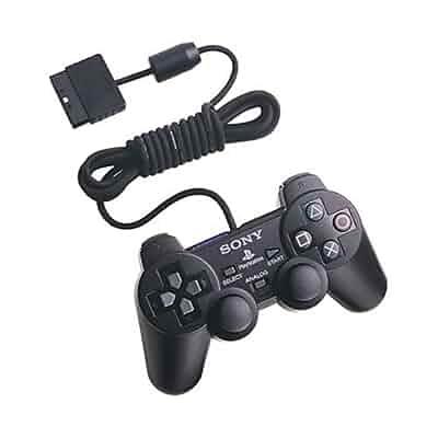 Amazon.com: PlayStation 2 Dualshock Controller Black
