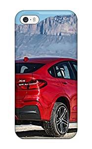 Hot Fashion IZMAuNk1343ZBdYw Design Case Cover For Iphone 5/5s Protective Case (2015 Bmw X4 Rear Angle Picture)