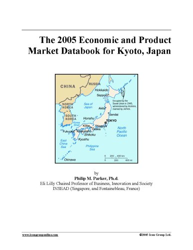 Download The 2005 Economic and Product Market Databook for Kyoto, Japan PDF