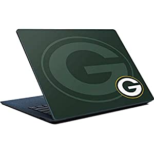 Green Bay Packers Surface Laptop Skin - Green Bay Packers Double Vision | NFL X Skinit Skin
