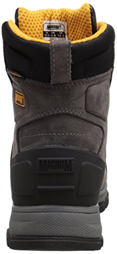 Charcoal 0 6 Waterproof Men's Toe Baltimore Charcoal Comp Magnum Boot Work F1vSwB