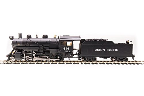 Broadway Limited #2795 2-8-0 Consolidation, NKP #458, Paragon2 Sound/DC/DCC