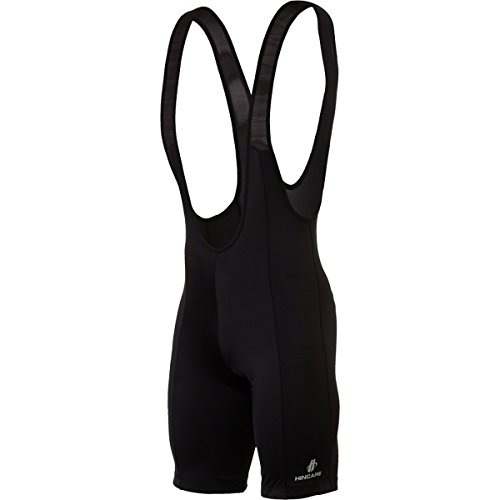Hincapie Sportswear Performer Bib Short - Men's Coldblack, (Hincapie Mens Cycling Bib Shorts)