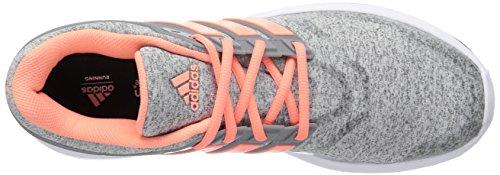 Adidas Donne Nube Di Energia V Esecuzione Medio Scarpa Grigio Melange / Sole Glow / Grigio