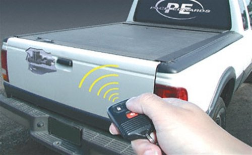 Pace Edwards LK370 Tailgate Lock (97-16 Ford F150/250/00-16 Super Crew PowerGate Electric)