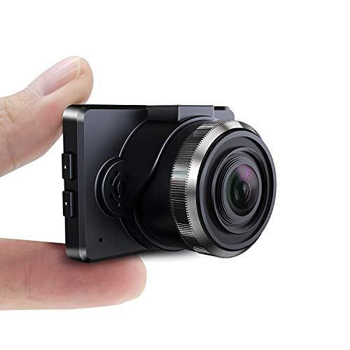 Dash Cam for Cars, PORTOCAM T17 1.5 LCD HD 1080P 140