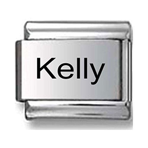 - Kelly Laser Italian charm