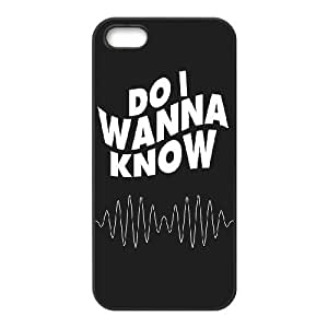 AinsleyRomo Phone Case Arctic Monkeys Muisc band pattern case For Apple Iphone 5 5S Cases F-ARCTIC51975