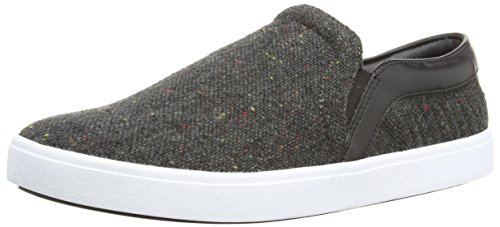 Creative Recreation Mens Capo Fashion Sneaker Nero / Bianco