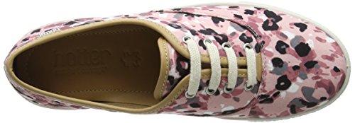 Mabel 083 Richelieus Pink EXF Hotter Dappled Rose Femme FqRwx0d