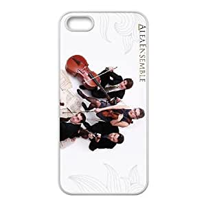 iPhone 4 4s Cell Phone Case Covers White ALEA Ensemble E0587736
