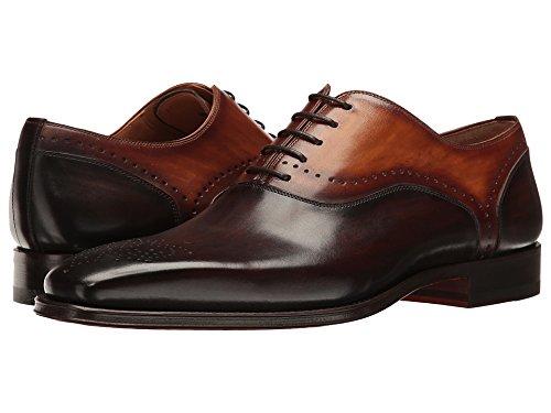 Magnanni Men's Preston Oxford, Brown/Cuero, 8.5 M US