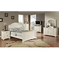 Chadwick 5-Piece Queen Size Panel Bedroom Set