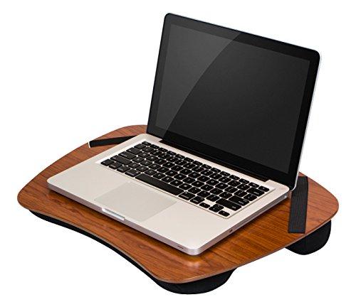 LapGear Executive LapDesk 45364 Cherry - Cherry Laptop Desk