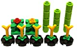 LEGO Minecraft Terrain Accessory Set of Plants