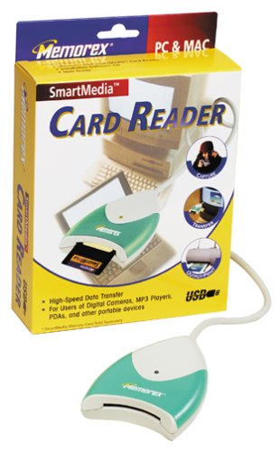 Memorex USB Lector de Tarjetas SmartMedia: Amazon.es ...