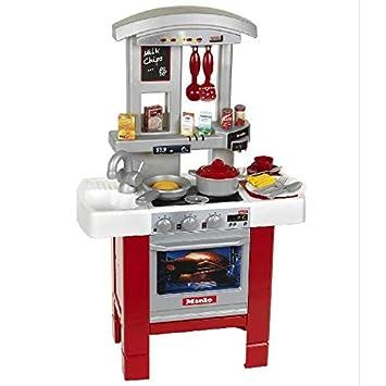 Klein Theo Cocina Starter Numerosos Kitchen Miele AccesoriosJuguete9106 Con R4L35Aj
