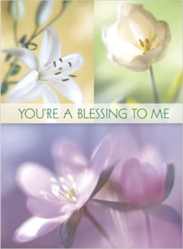 Youre A Blessing To Me Womens Greeting Book Youre A Blessing