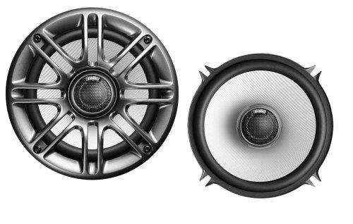 Polk Audio DB 525 5.25-Inch Coaxial Vehicle Speakers (Pair, Black)
