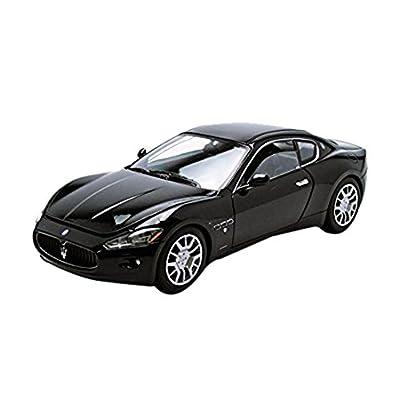 Maserati Gran Turismo Black 1/24 by Motormax 73361: Toys & Games
