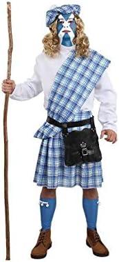 DISBACANAL Disfraz de Braveheart escocés - -, XL: Amazon.es ...
