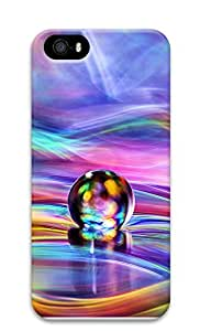 iPhone 5 5S Case Colorful Drops 3D Custom iPhone 5 5S Case Cover