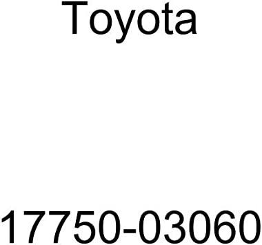Toyota 17750-03060 Air Cleaner Inlet Assembly